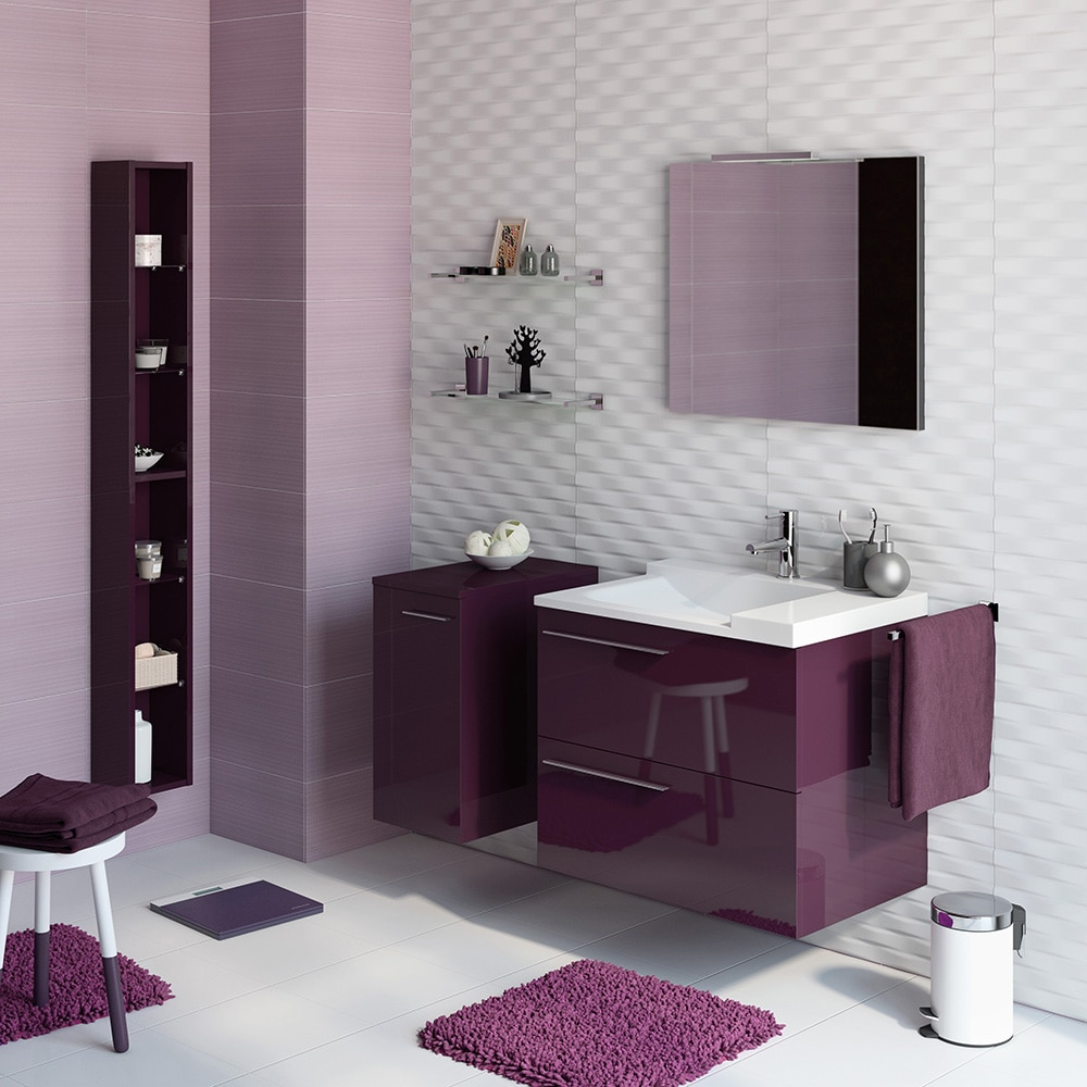 Mueble de lavabo elea ref 16742334 leroy merlin - Tu mueble online ...