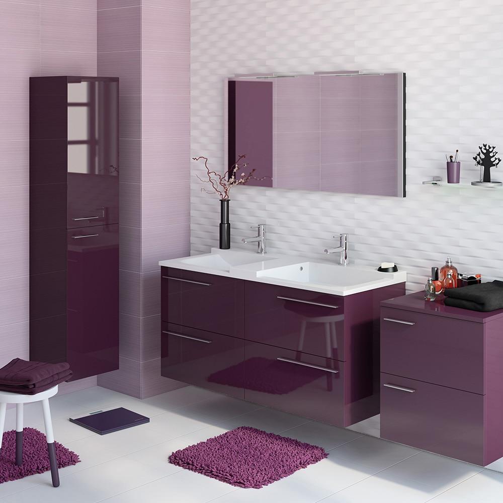 Mueble de lavabo elea ref 16742404 leroy merlin for Mueble fregadero leroy merlin