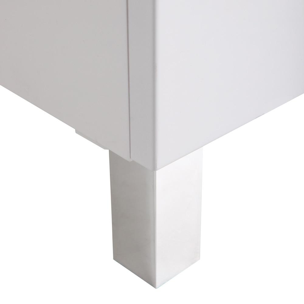 Mueble de lavabo quadro ref 17124625 leroy merlin for Mueble quadro leroy