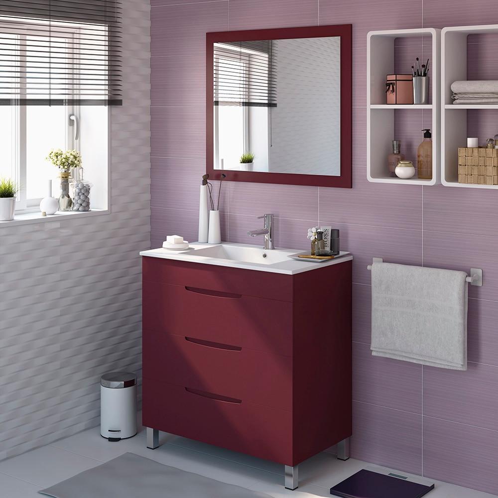 Mueble de lavabo QUADRO Ref. 17124632 - Leroy Merlin
