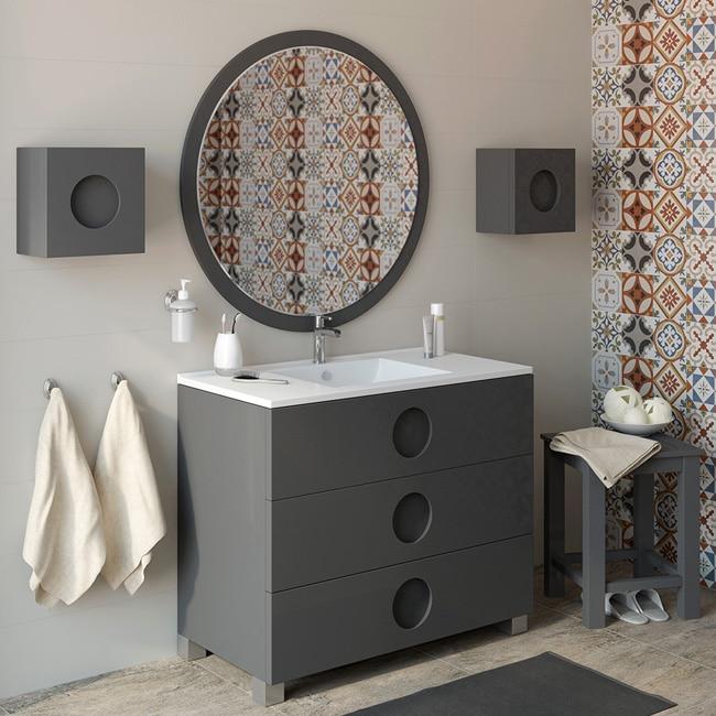 Mueble de lavabo sphere ref 16701503 leroy merlin - Mueble bajo lavabo leroy merlin ...