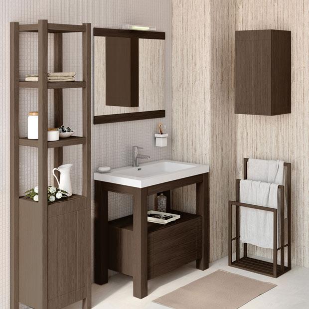 Muebles de lavabo leroy merlin - Muebles de bano adaptables a lavabo con pie ...