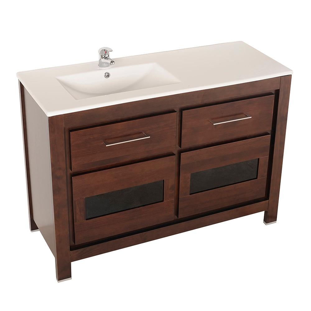 Mueble de lavabo versalles ref 16935205 leroy merlin for Mueble unike leroy merlin