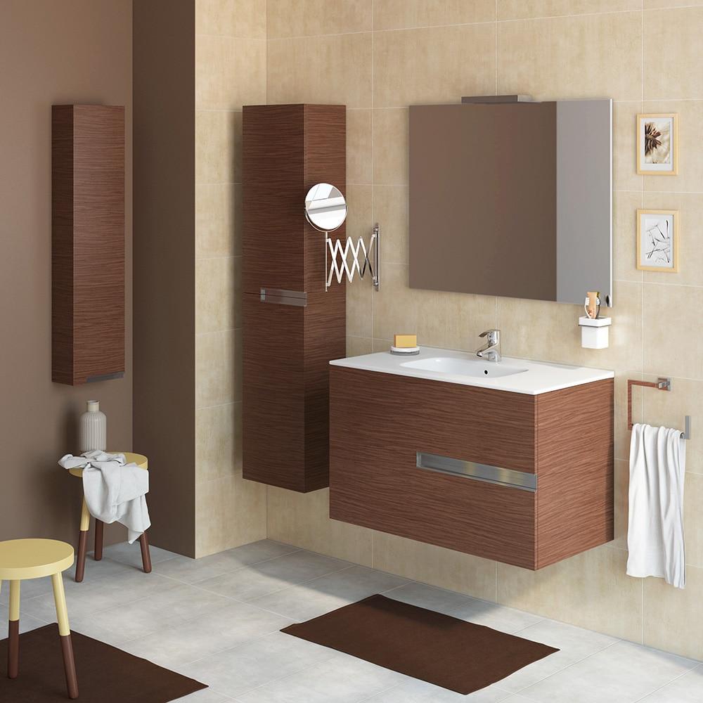 Conjunto de mueble de lavabo victoria n ref 16709182 for Griferia roca victoria leroy merlin
