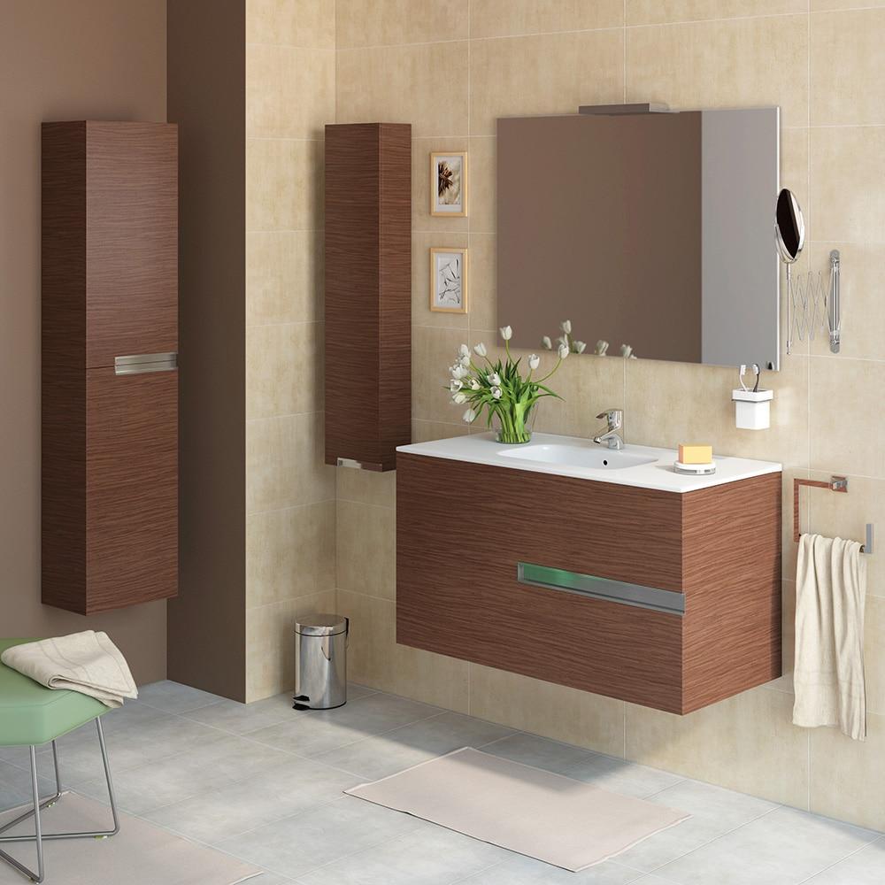 Conjunto de mueble de lavabo victoria n ref 16709392 for Conjunto mueble lavabo
