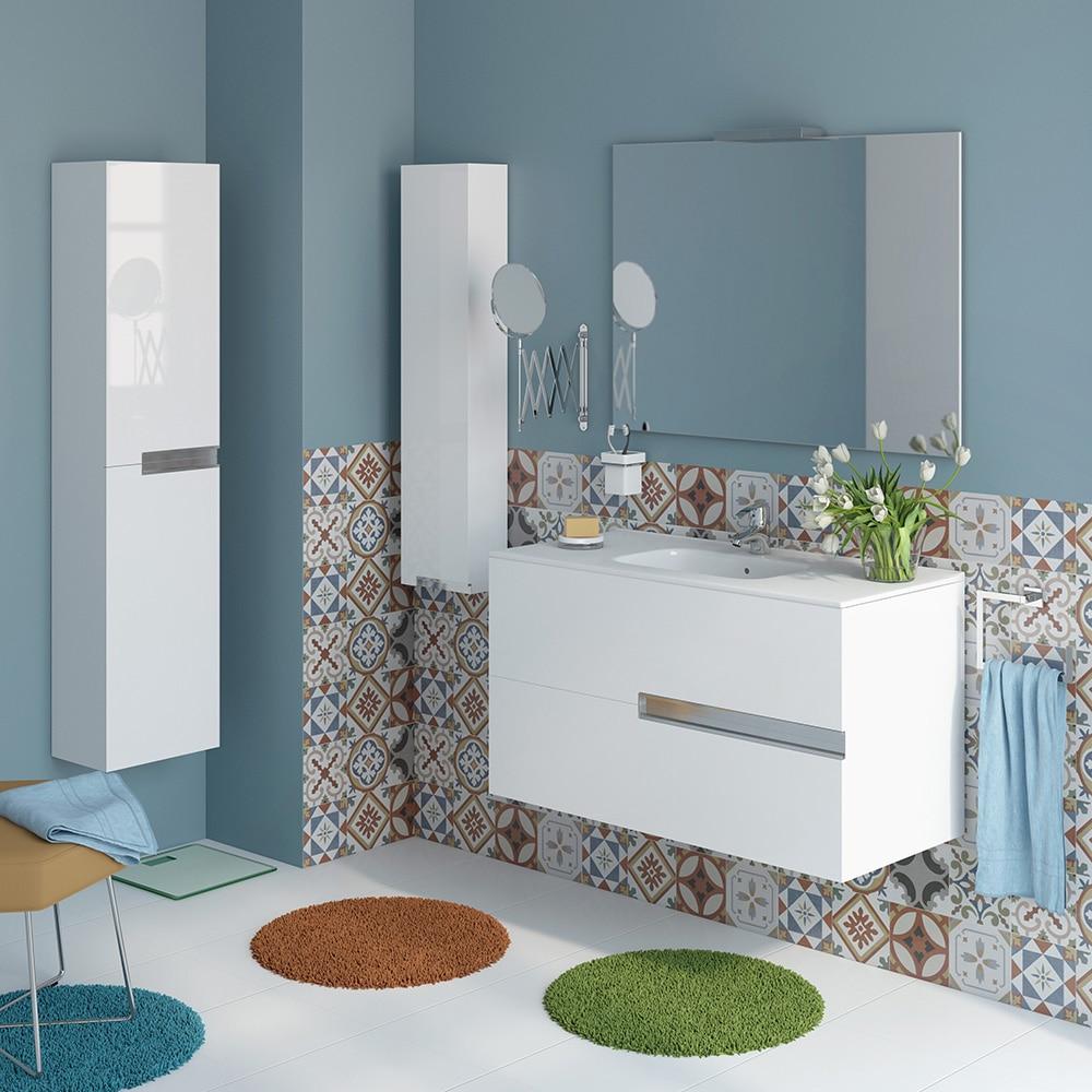 Conjunto de mueble de lavabo victoria n ref 16709441 - Griferia roca victoria leroy merlin ...