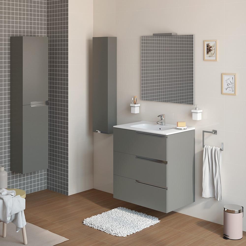 Conjunto de mueble de lavabo victoria n family ref 16708881 leroy merlin - Leroy merlin grifos bano ...