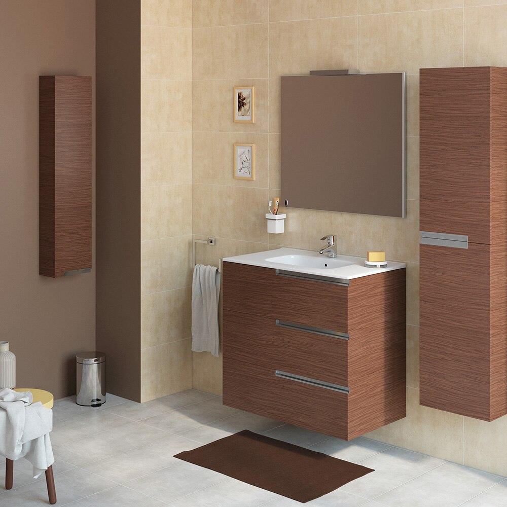 Conjunto de mueble de lavabo victoria n family ref 16708965 leroy merlin - Muebles modernos baratos ...