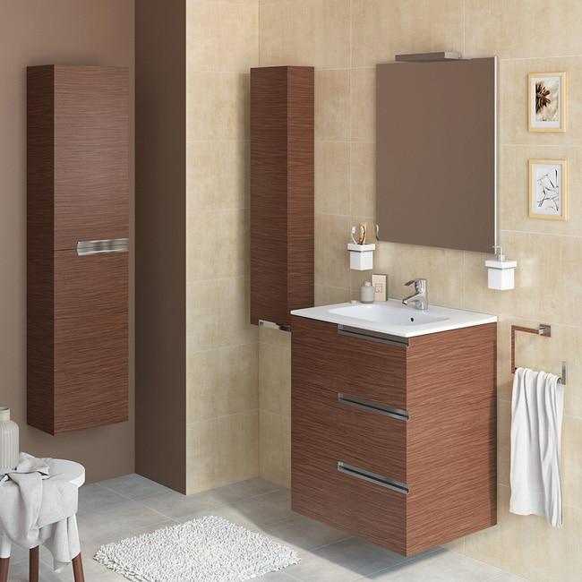 Conjunto de mueble de lavabo victoria n family ref for Espejo bano bricomart