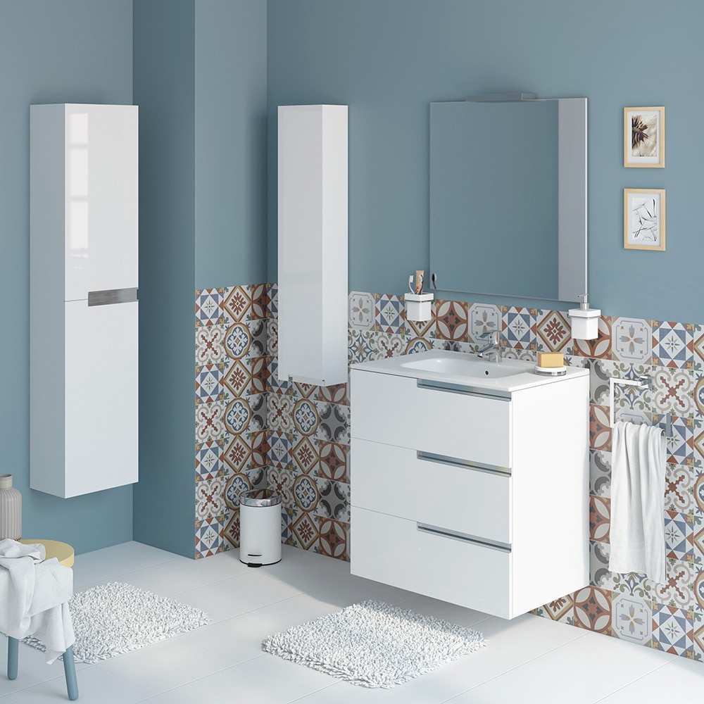 Conjunto de mueble de lavabo victoria n family ref for Mesas de cocina zaragoza