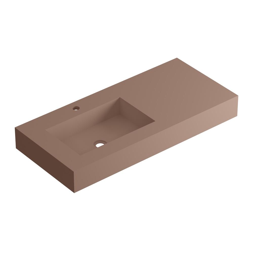 Mueble de lavabo microplus ref 16982994 leroy merlin - Mueble lavabo pie leroy merlin ...