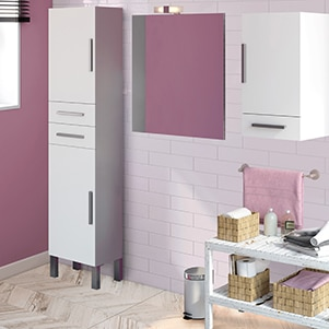 Muebles de baño - Leroy Merlin