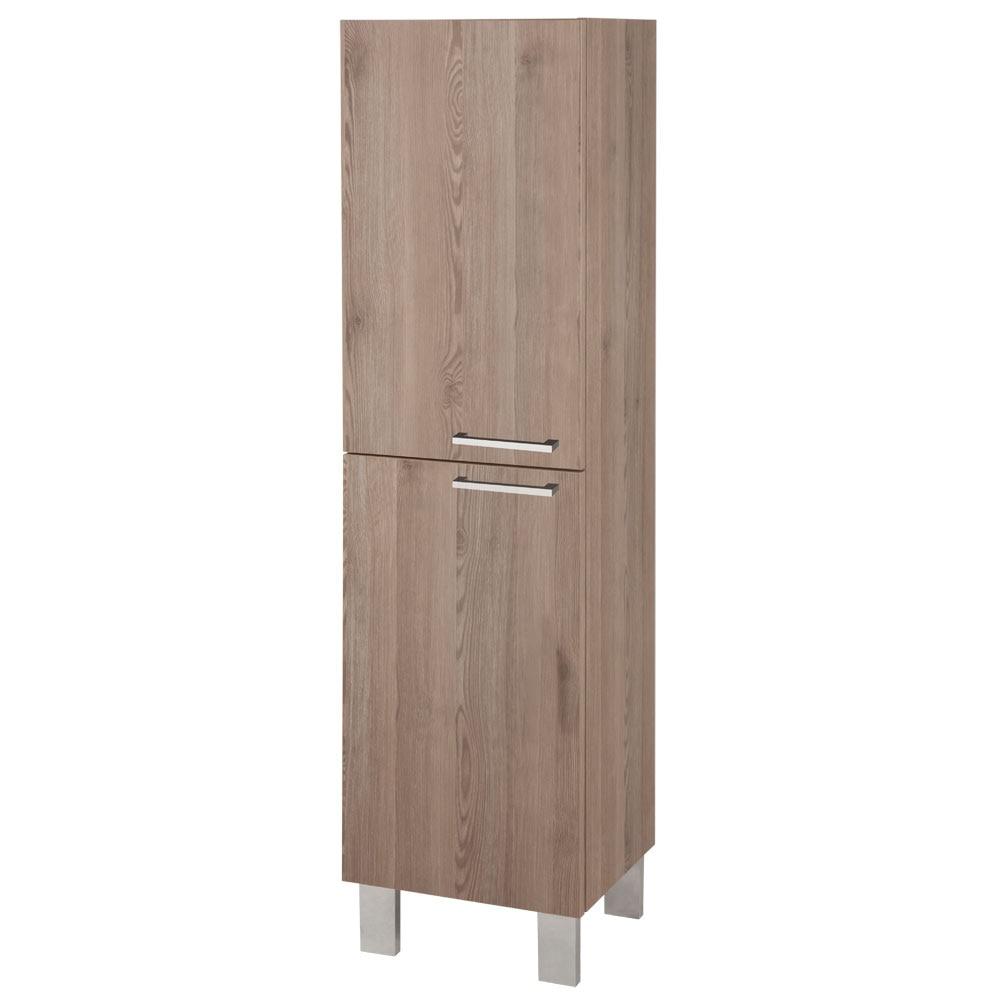 Mueble auxiliar de ba o serie aida columna ref 18043655 - Mueble columna de bano ...