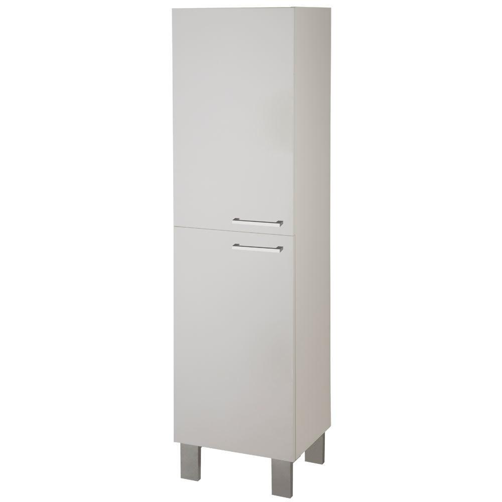 Mueble auxiliar de ba o serie aida columna ref 18043690 - Mueble columna de bano ...
