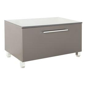 Mueble auxiliar de ba o serie aida coqueta ref 18375280 for Mueble auxiliar bano leroy merlin