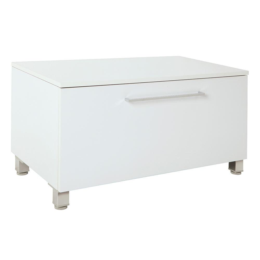 Mueble auxiliar de ba o serie aida coqueta ref 18376743 for Mueble auxiliar lavabo