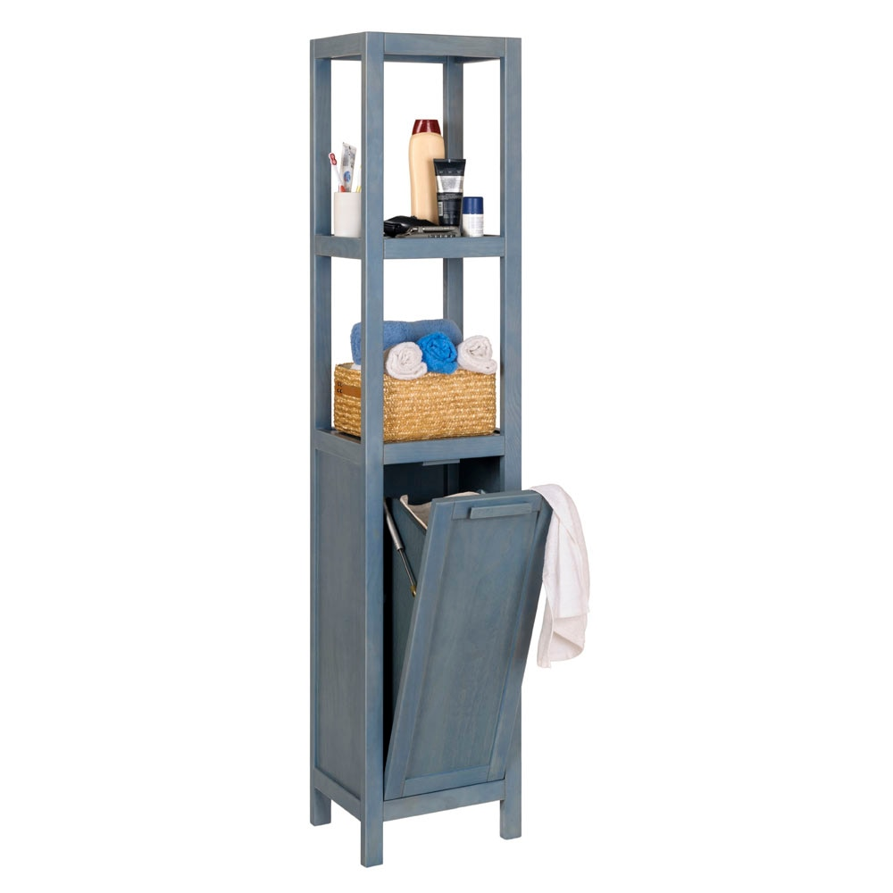 Mueble ropa sucia idea creativa della casa e dell for Muebles con cestas