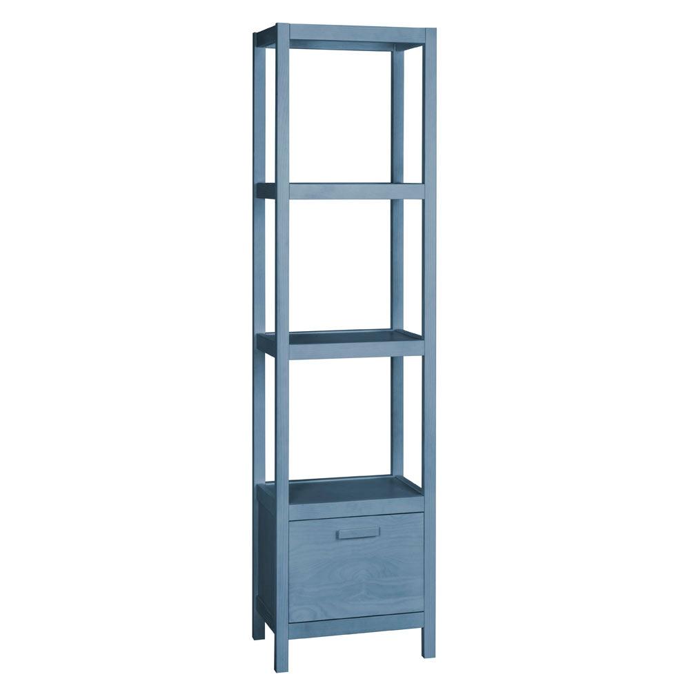 Mueble auxiliar de ba o serie amazonia columna ref - Mueble columna de bano ...