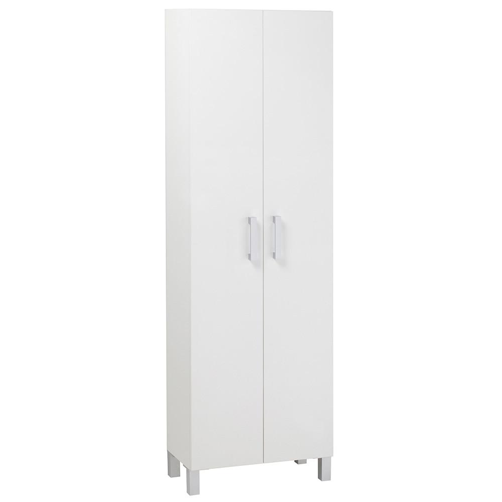 Mueble auxiliar de ba o serie capacity columna 2 puertas for Leroy merlin oficinas centrales