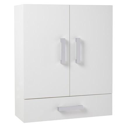 Mueble auxiliar de ba o serie capacity de colgar 2 puertas ref 16755585 leroy merlin - Puertas de bano leroy merlin ...