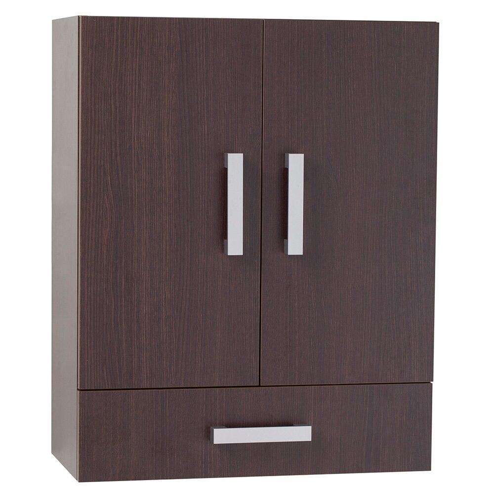 Mueble auxiliar de ba o serie capacity de colgar 2 puertas for Mueble auxiliar bano