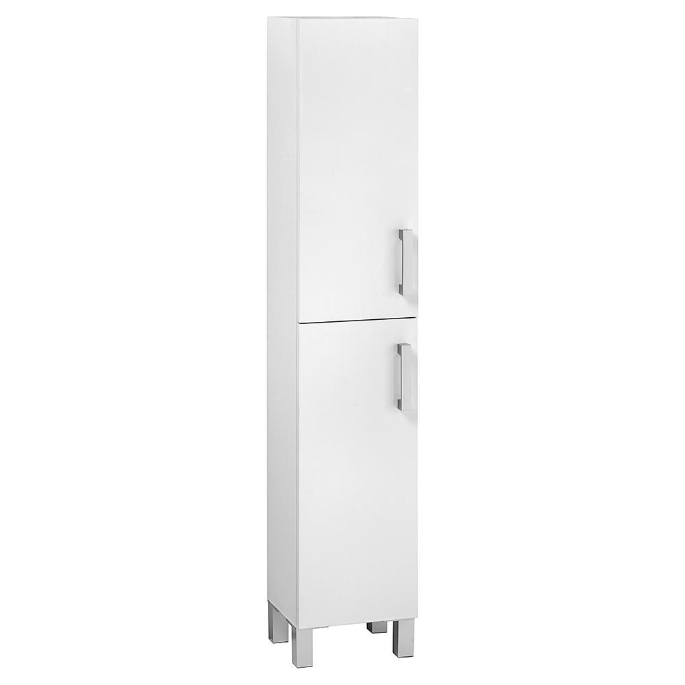 Mueble auxiliar de ba o serie eco columna ref 16730931 for Mueble 25 cm ancho