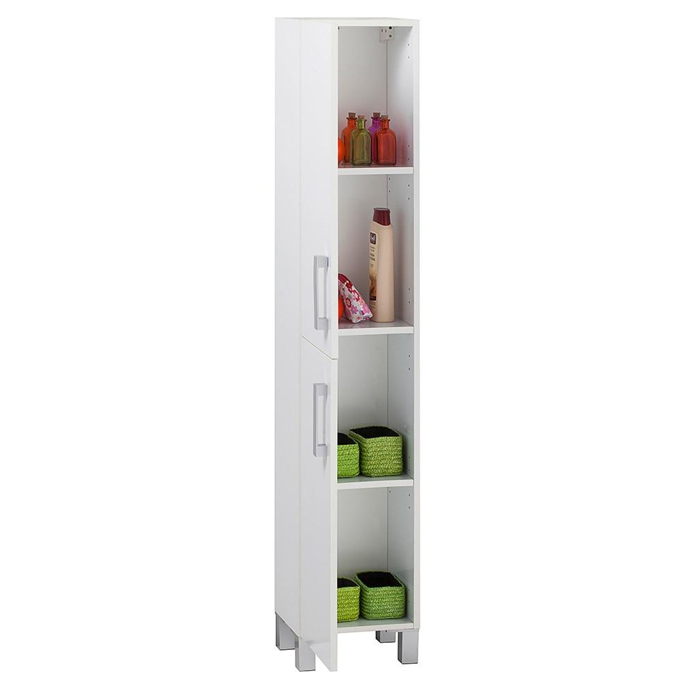 Mueble auxiliar de ba o serie eco columna ref 16730931 - Muebles columna para bano ...
