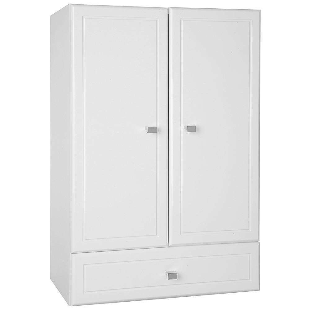 Mueble auxiliar de ba o serie galice de colgar ref - Interiores de armarios leroy merlin ...