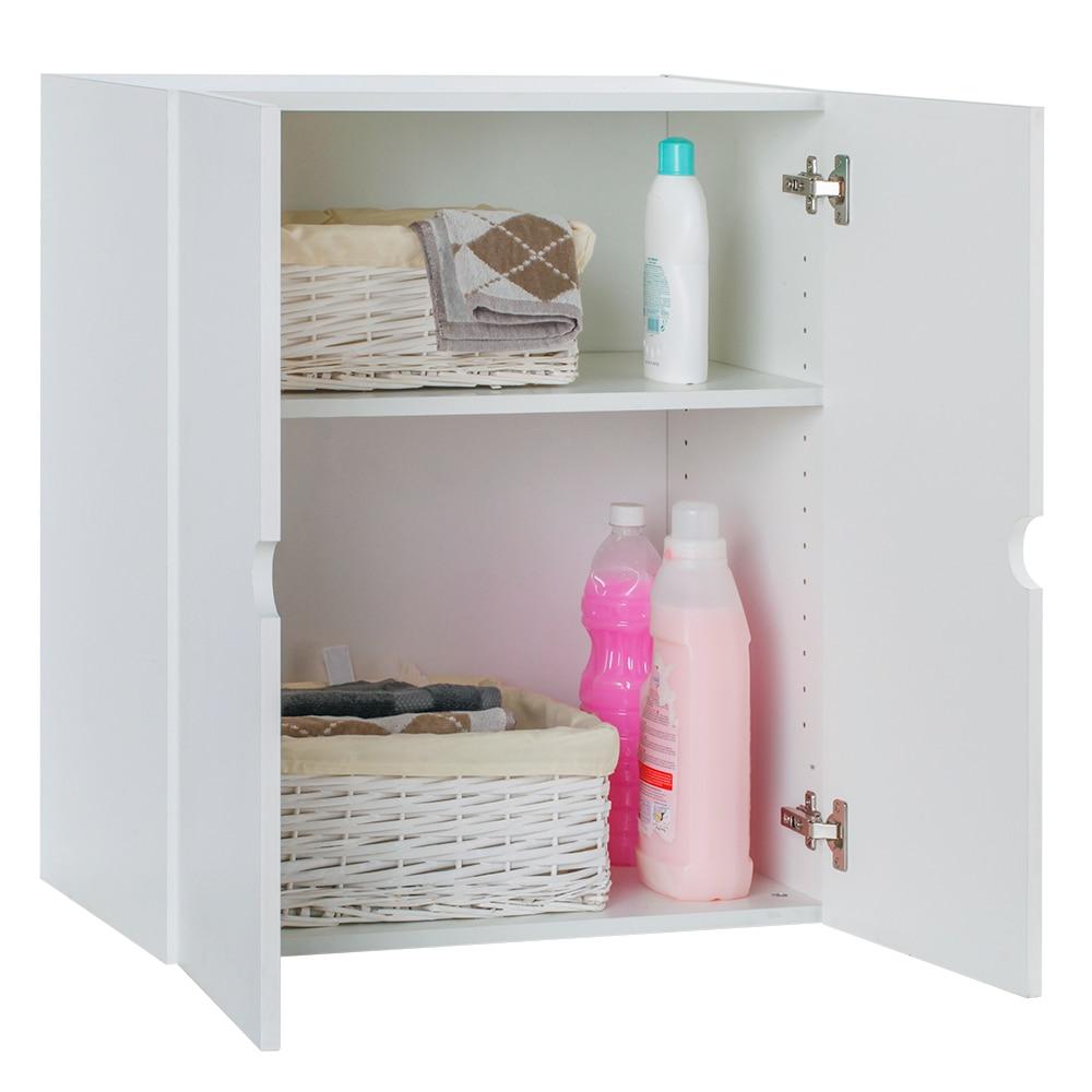 Mueble auxiliar de ba o serie lavanderia colgar ref - Muebles auxiliares de bano para colgar ...