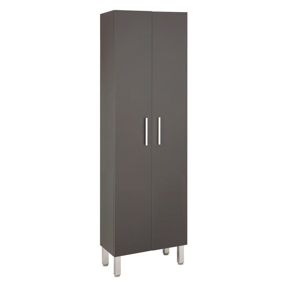 Mueble auxiliar de ba o serie madrid columna ref 17982356 leroy merlin - Muebles auxiliares madrid ...