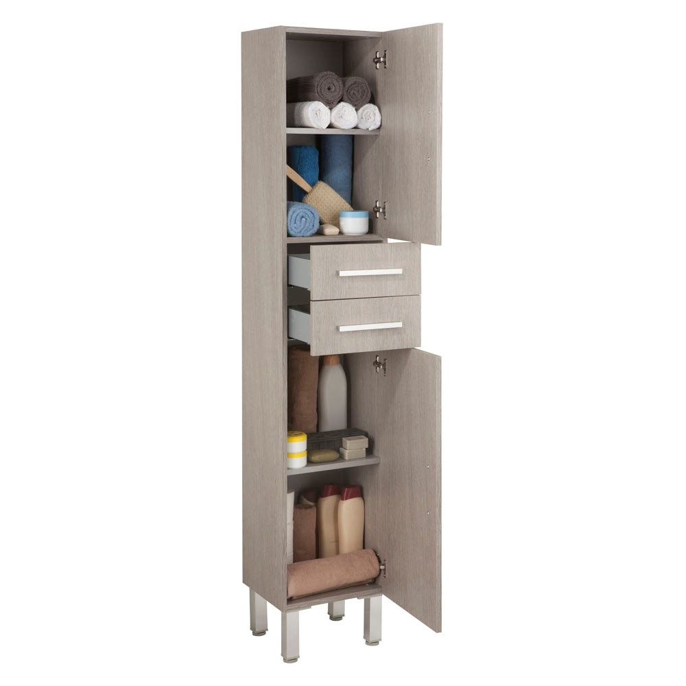mueble auxiliar de ba o serie madrid columna ref 17988670