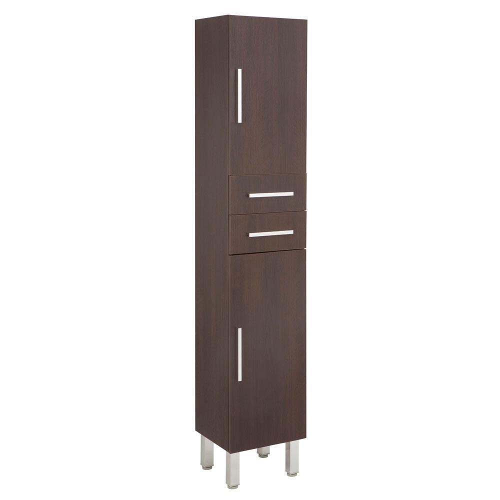 mueble auxiliar de ba o serie madrid columna ref 18209884 ForColumnas De Bano Leroy Merlin