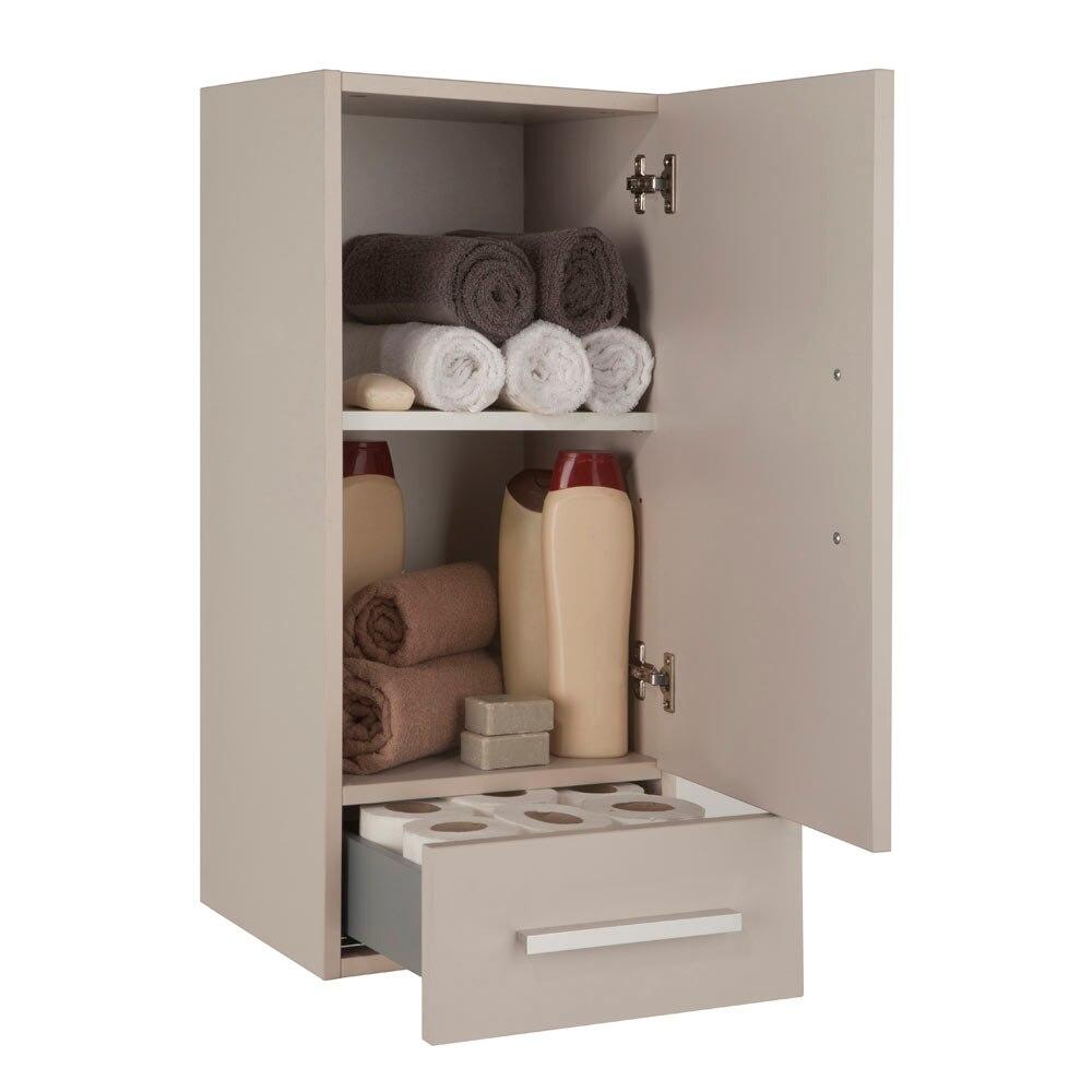 Mueble auxiliar de ba o serie madrid de colgar ref 17988600 leroy merlin - Muebles auxiliares madrid ...