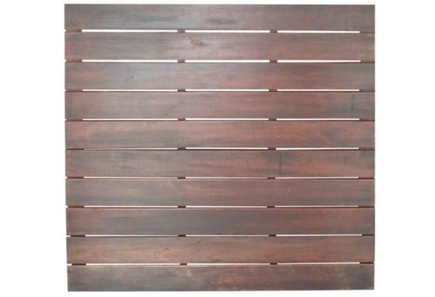 Loseta madera 100x100 cm ref 16511446 leroy merlin - Loseta madera exterior ...
