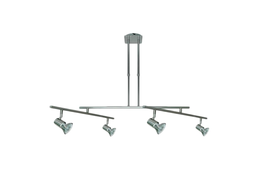 L mpara telesc pica dolce 4 luces ref 16473086 leroy - Luces solares leroy merlin ...
