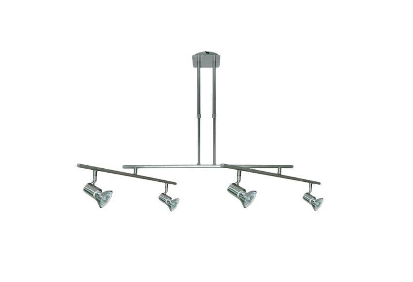 L mpara telesc pica dolce 4 luces ref 16473086 leroy for Luces leroy merlin