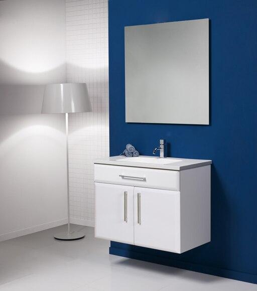 Muebles De Baño Orion:Conjunto de mueble de baño DUNA Ref 17853773 – Leroy Merlin