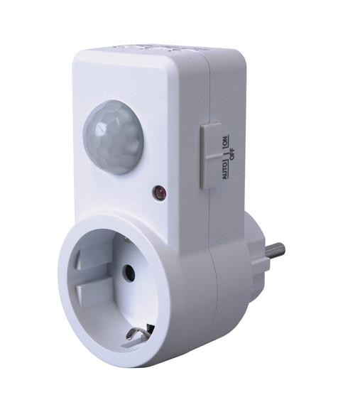 Detector de movimiento para enchufe es360p ref 17620946 - Detector de movimiento ...
