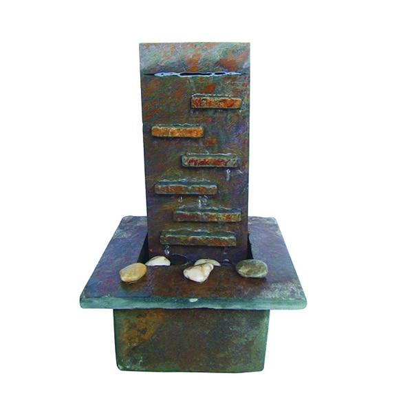 Fuente monolit ref 17648666 leroy merlin - Fuentes para jardin leroy merlin ...