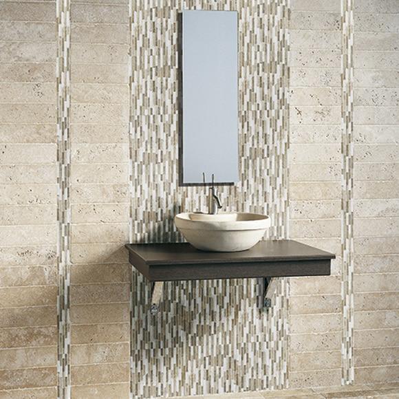 Mosaico de 29 x 32 5 cm afyon ref 19152070 leroy merlin for Mosaico leroy merlin