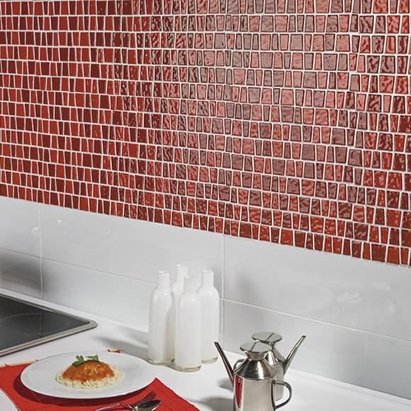 Mosaico de 29 2 x 30 cm tesela irregular ref 19153071 - Mosaico leroy merlin ...