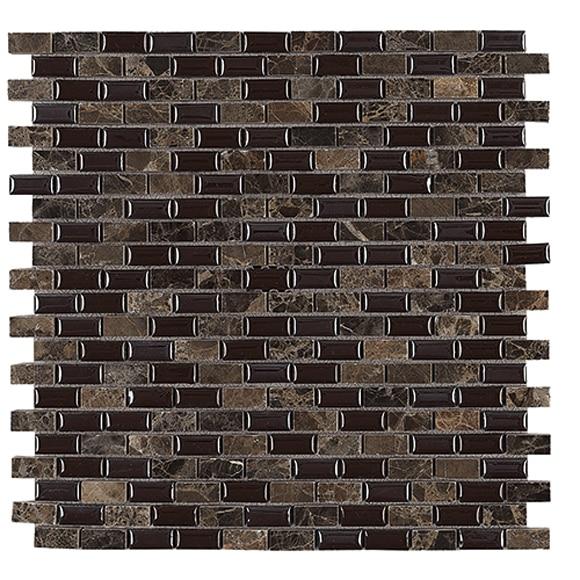 Mosaico de 29 5 x 29 2 cm tesela rectangular ref - Mosaico leroy merlin ...