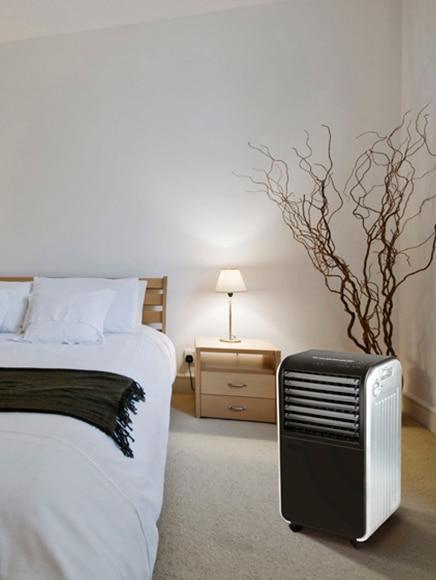 climatizador evaporativo rafy 91 ref 17826375 leroy. Black Bedroom Furniture Sets. Home Design Ideas