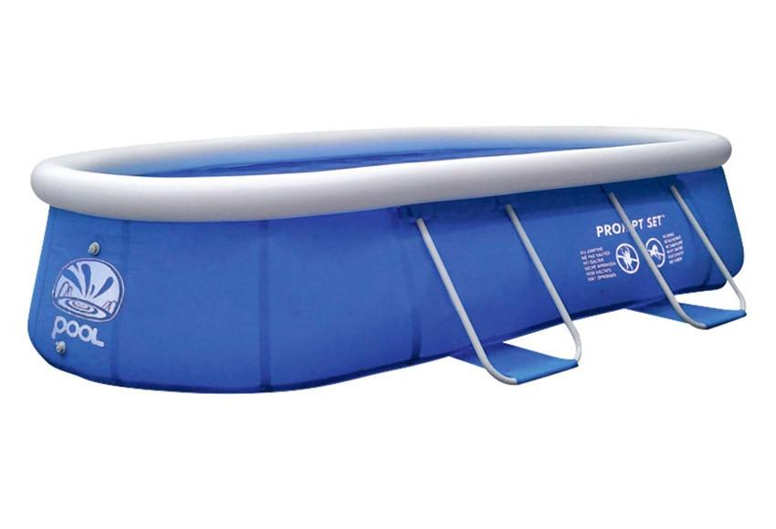 Piscina hinchable pvc ref 16621164 leroy merlin for Piscinas hinchables online