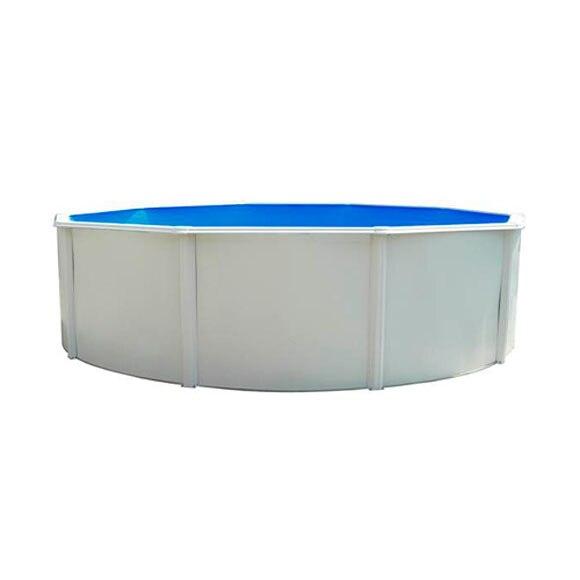 Piscina de acero skimmer filtrante ref 18926432 leroy for Piscina leroy merlin