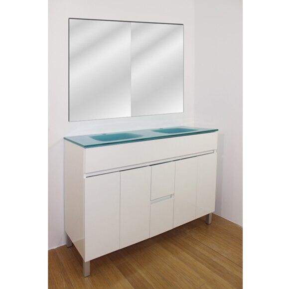 Mueble De Baño Turquesa : Conjunto de mueble ba?o manhattan turquesa ref