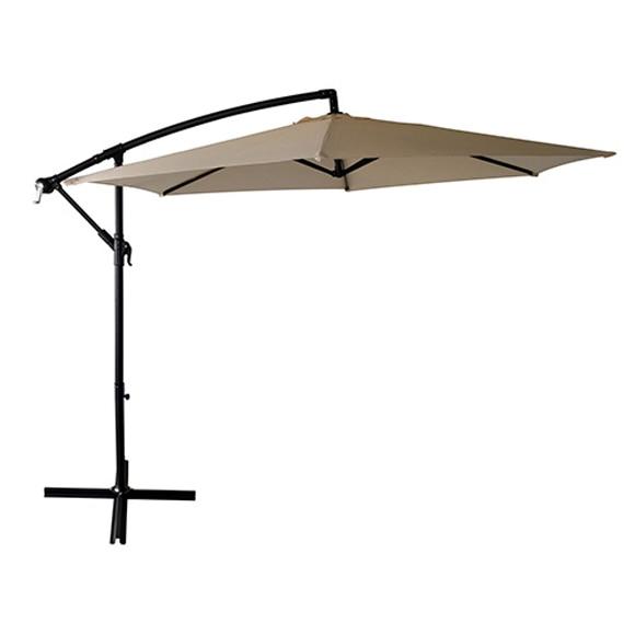 parasol roma ref 19990635 leroy merlin. Black Bedroom Furniture Sets. Home Design Ideas