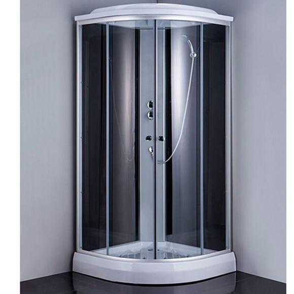 Cabina de ducha optima ref 81908296 leroy merlin - Cabina de ducha ...