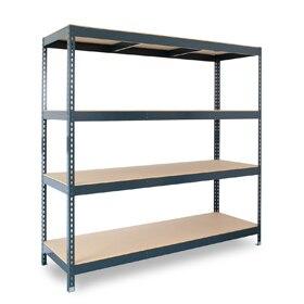 Estanterías Metálicas Y Muebles Decorativos Leroy Merlin