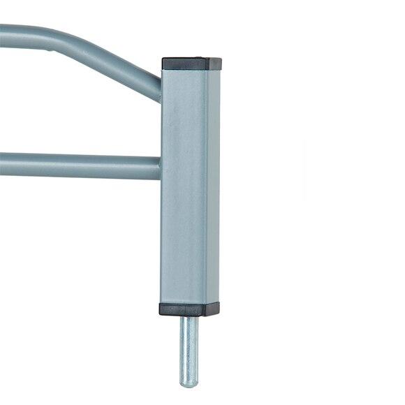 Extensi n de valla de seguridad metal plexiglass ref for Valla seguridad leroy merlin